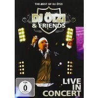DJ Otzi & Friends - The Best Of DJ Otzi - Live In Concert - DVD