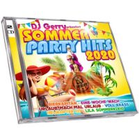 DJ Gerry - Sommer Party Hits 2020 - 2CD