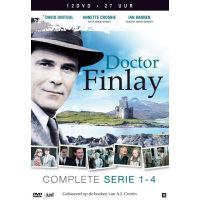 Doctor Finley - Complete Serie 1-4 - 12DVD