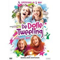 De Dolle Tweeling - Film 1-4 - 4DVD
