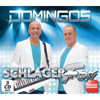 Domingos - Schlager Fox - 3CD