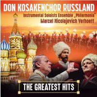 Don Kosakenchor Russland - The Greatest Hits - CD