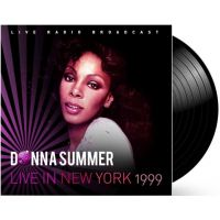 Donna Summer - Live In New York 1999 - LP