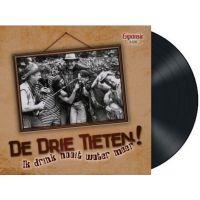 De Drie Tieten - Ik Drink Nooit Water Meer - Vinyl Single