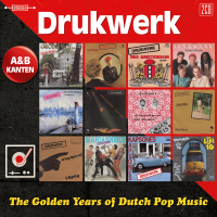 Drukwerk - The Golden Years Of Dutch Pop Music - 2CD