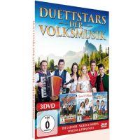 Duettstars Der Volksmusik - 3DVD