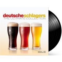 Deutsche Schlagers - The Ultimate Collection - LP