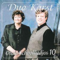 Duo Karst - Oude Schoolliedjes 10 - CD