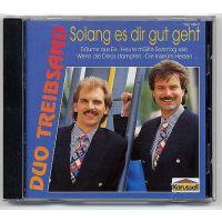 Duo Treibsand - Solang Es Dir Gut Geht - CD