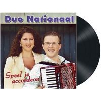Duo Nationaal - Speel je accordeon - Vinyl-Single