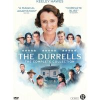 The Durrells - Serie 1-4 - 8DVD