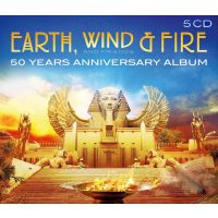 Earth, Wind & Fire - 50 Years Anniversary Album - 5CD