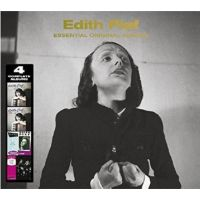 Edith Piaf - Essential Original Albums - 3CD