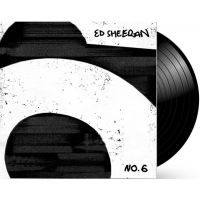 Ed Sheeran - No.6 Collaborations Project - 2LP