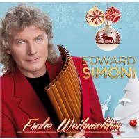 Edward Simoni - Frohe Weihnachten - CD
