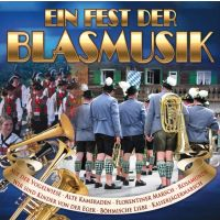 Ein Fest Der Blasmusik - 2CD