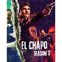 El Chapo - Serie 3 - 3DVD