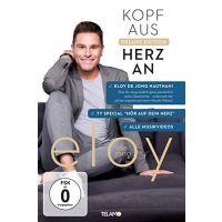 Eloy - Kopf Aus Herz An - Deluxe Edition - DVD