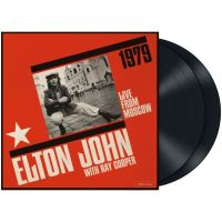 Elton John With Ray Cooper - Live From Moscow 1979 - 2LP