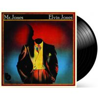 Elvin Jones - Mr. Jones - LP