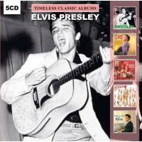 Elvis Presley - Timeless Classic Albums - 5CD