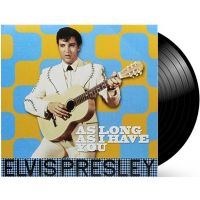 Elvis Presley - As Long As I Have You - LP