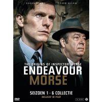 Endeavour Morse - Seizoen 1 - 6 Collectie - 14DVD