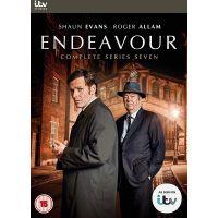 Endeavour Morse - Seizoen 7 - 2DVD