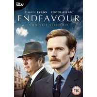 Endeavour Morse - Seizoen 6 - 2DVD