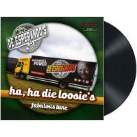 De Esperando's - Ha, Ha Die Loosies / Fabulous Tune - Vinyl Single