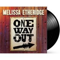Melissa Etheridge - One Way Out - LP