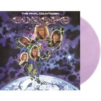 Europe - The Final Countdown - Coloured Vinyl - LP