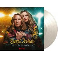 Eurovision Song Contest: Story Of Fire Saga - Coloured Vinyl - LP