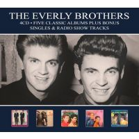 The Everly Brothers - Five Classic Albums - 4CD