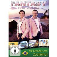 Fantasy - Eine Nacht im Paradies - Mit Fantasy am Zuckerhut - DVD