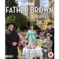 Father Brown - Serie 8 - 3DVD