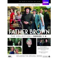 Father Brown - Seizoen 1-6 - 23DVD