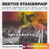Bertus Staigerpaip - Favorieten Expres - CD