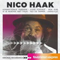 Nico Haak - Favorieten Expres - CD
