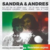 Sandra & Andres - Favorieten Expres - CD