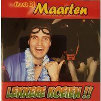 Feest DJ Maarten - Lekkere Koeien - CD