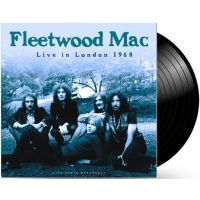 Fleetwood Mac -Best Of Live In London 1968 - LP