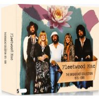 Fleetwood Mac - The Broadcast Collection 1975-1988 - 5CD