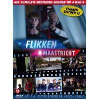 Flikken Maastricht - Seizoen 13 - 4DVD