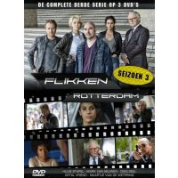 Flikken Rotterdam - Seizoen 3 - 3DVD