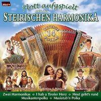 Flott Aufgspielt Mit Der Steirischen Harmonika - Folge 1 - CD