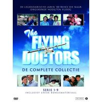The Flying Doctors - De Complete Collectie - 63DVD
