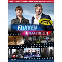 Flikken Maastricht - Seizoen 14 - 4DVD