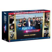 Flikken Maastricht - Complete Seizoenen 1 t/m 15 - Special Edition - 48DVD