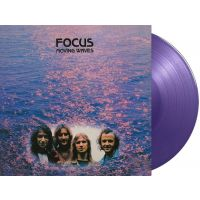 Focus - Moving Waves - Coloured Vinyl - LP